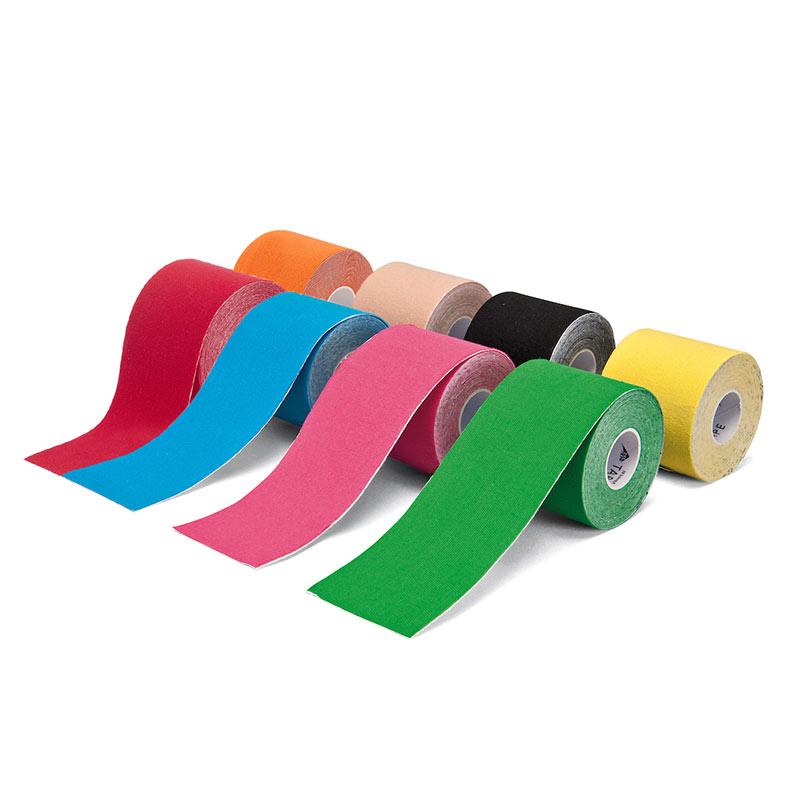 Kineziološke trake u 8 boja