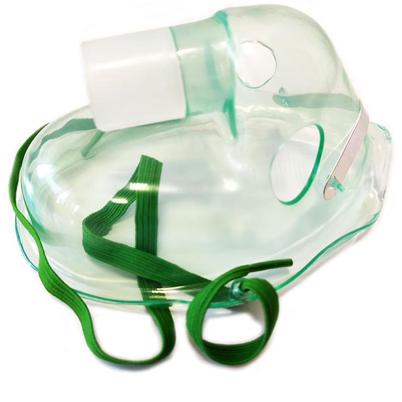 Maske za inhalator za odrasle ili djecu