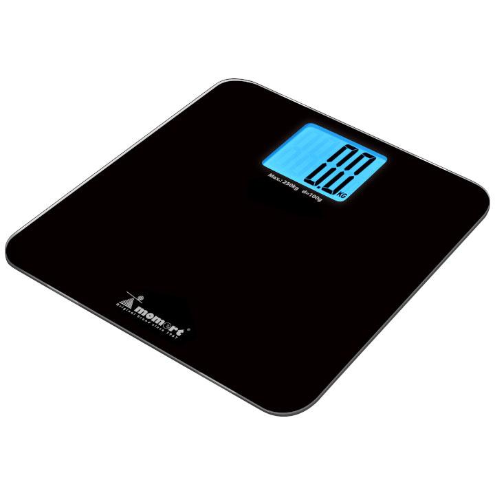 Osobna digitalna vaga nosivosti 250 kg i preciznosti 100 g