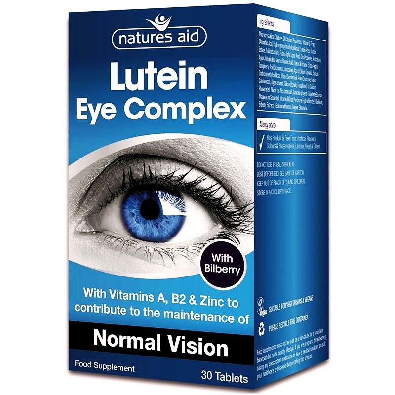 Lutein kompleks za oči, tablete, dodatak prehrani