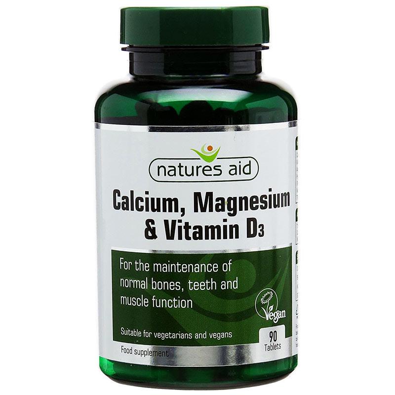 Kalcij, magnezij i vitamin D