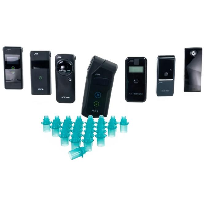 Rezervni usnici za alkoholtestere ACE Instruments, 25kom