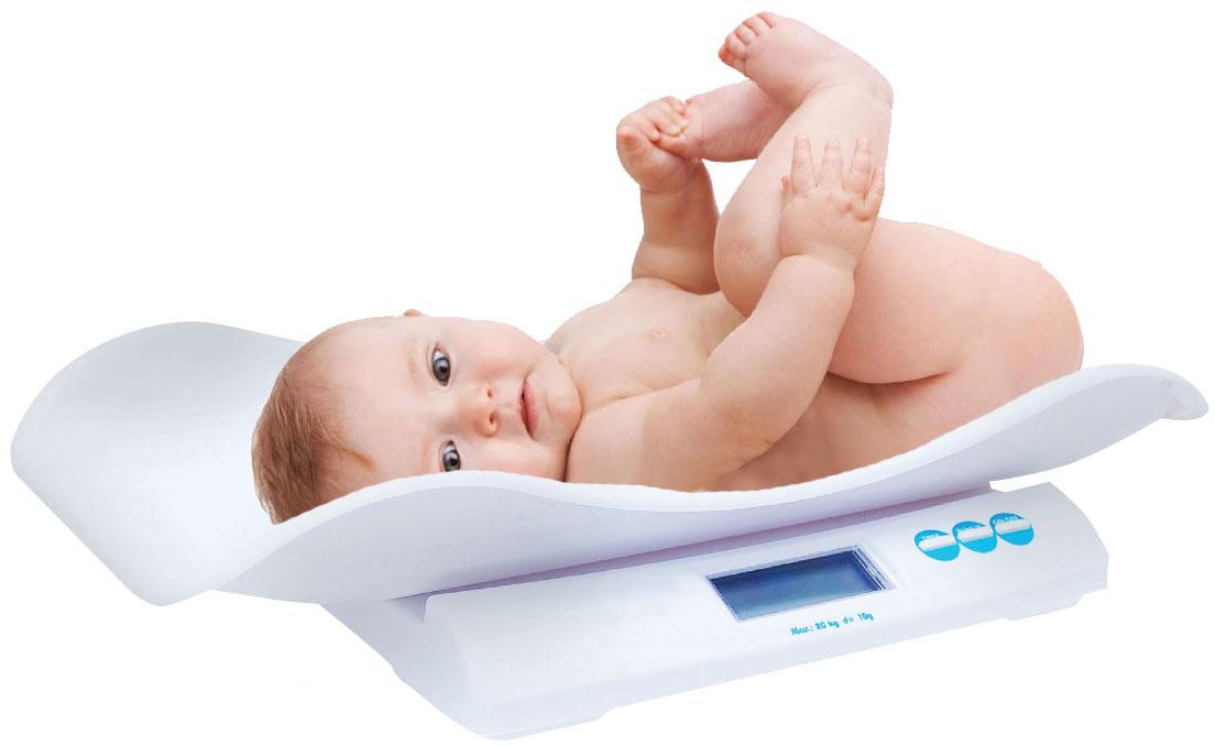Momert Digitalna vaga za bebe i djecu kapaciteta 20 kg i preciznosti 10 g