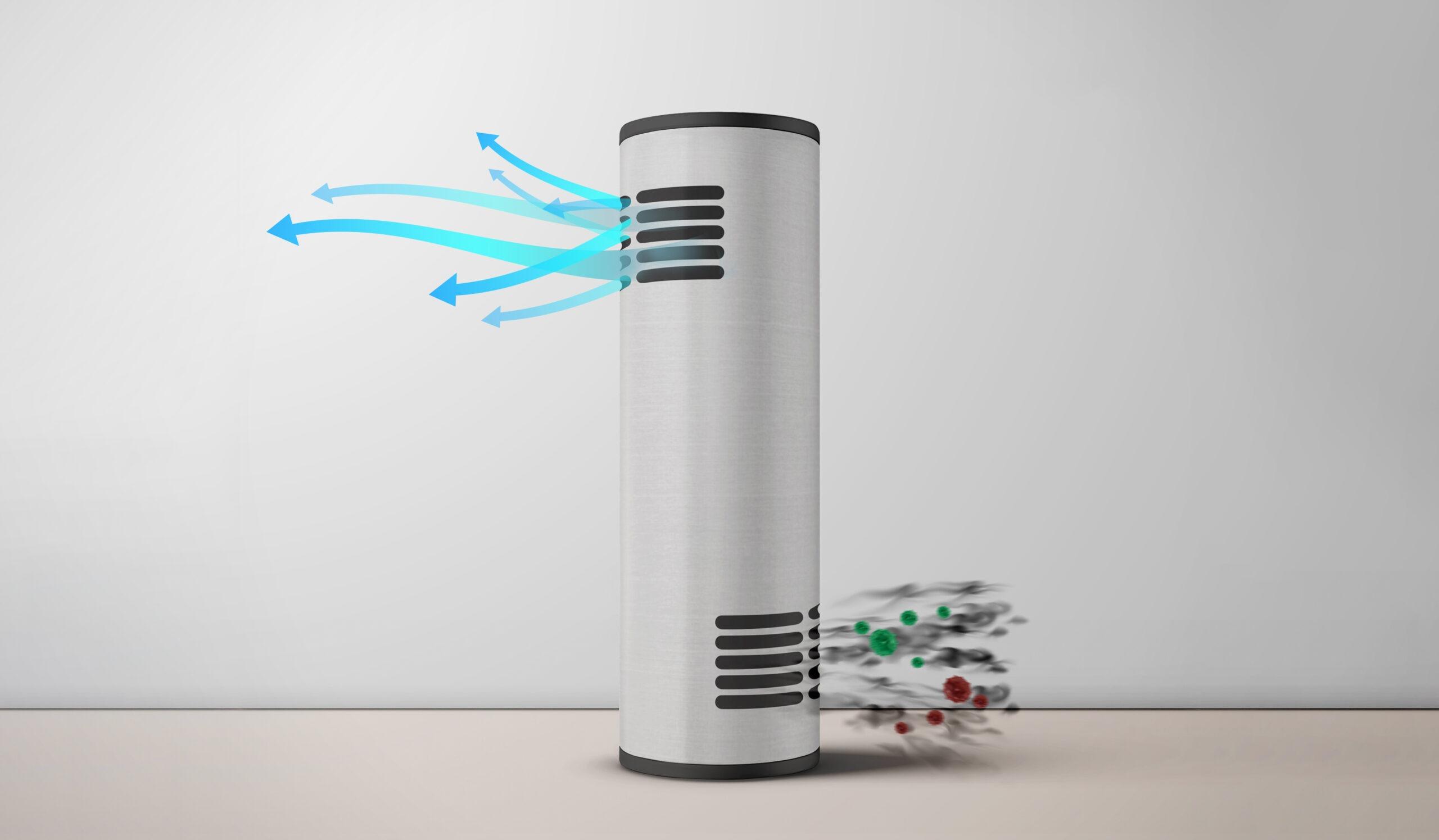 UV-C sterilizator zraka