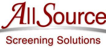 AllSource Screening logo