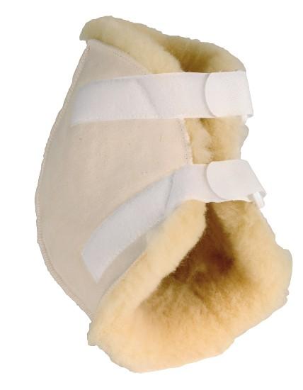 Antidekubitalna zaštita za petu od prirodne vune Moretti