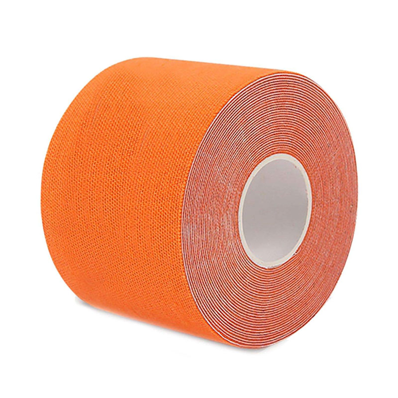 Narančasta kineziološka traka
