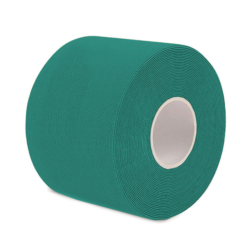 Zelena kineziološka traka